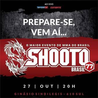Shooto Brasil 77
