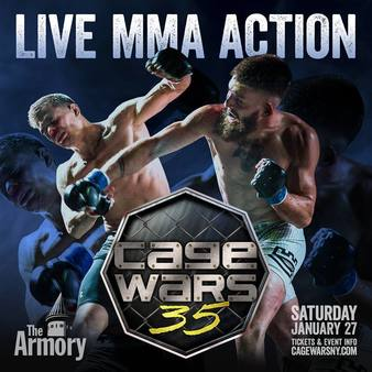 Cage Wars 35