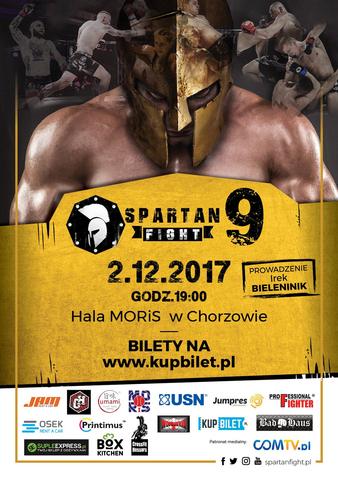 Spartan Fight 9