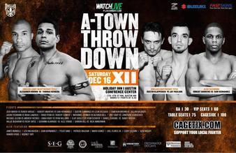 A-Town Throwdown 12