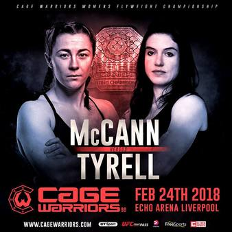 Cage Warriors 90