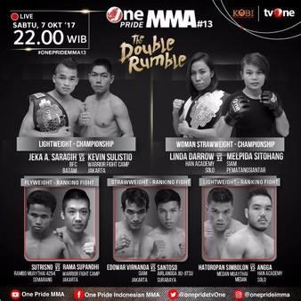 One Pride MMA 13 10/07