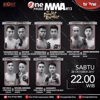 One Pride MMA Fight 13