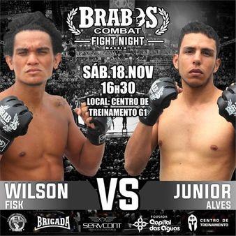 Brabos Combat Fight Night 5