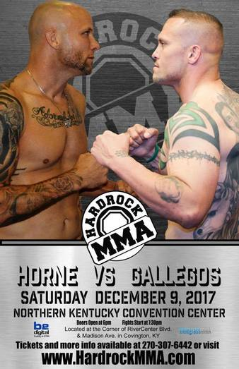 Hardrock MMA 95