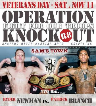 Tuff-N-Uff: Operation Knockout | MMA Event | Tapology
