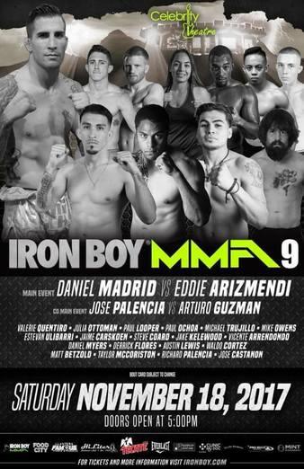 Iron Boy MMA 9