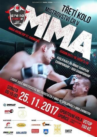MMAA Arena Cup 37