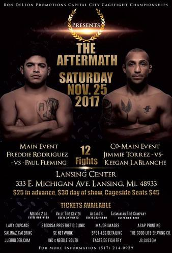 Capital City Cage Fight Championships: The Aftermath | MMA