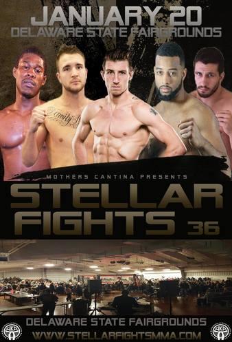 Stellar Fights 36