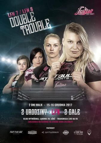 Ladies Fight Night 8