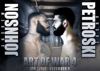 Art of War Cage Fighting 4