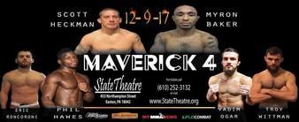 Maverick MMA 4