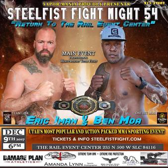SteelFist Fight Night 54
