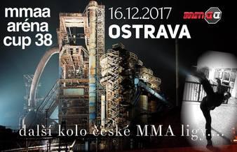 MMAA Arena Cup 38