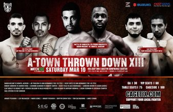 A-Town Throwdown 13