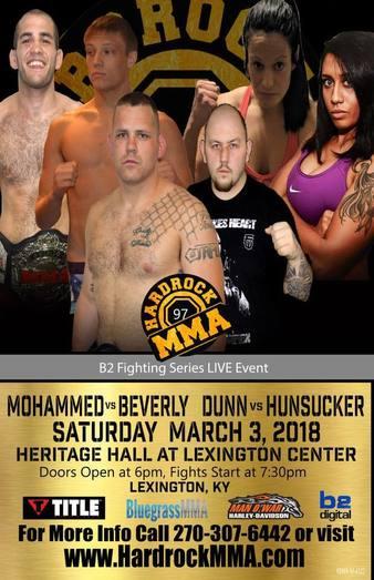 Hardrock MMA 97