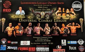 Universal Combat League