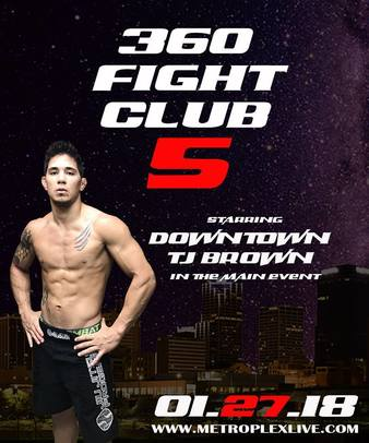360 Fight Club 5