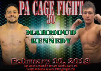 PA Cage Fight 30