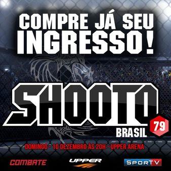 Shooto Brasil 79