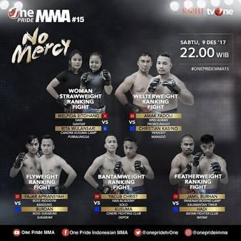 One Pride MMA Fight 15