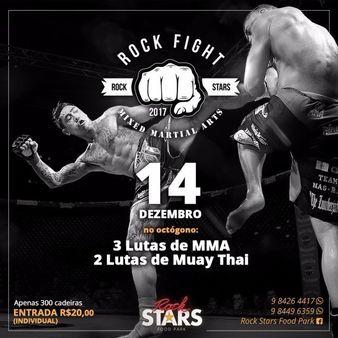 Rock Fight MMA 1