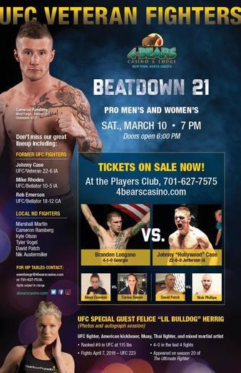 Beatdown 21