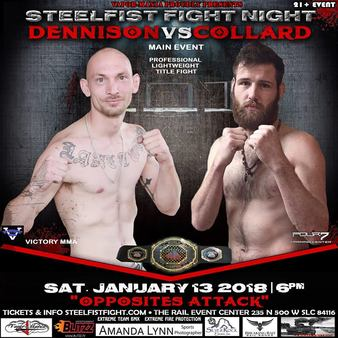 SteelFist Fight Night 55
