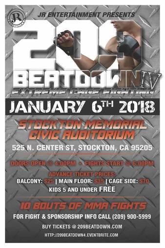 209 Beatdown 4