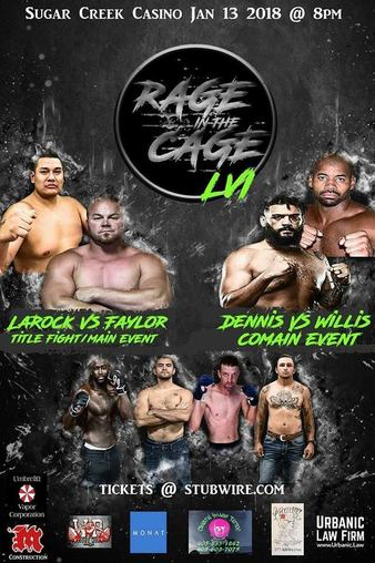 Rage in the Cage OKC 56