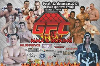 Gladiators Fighting Championship 3
