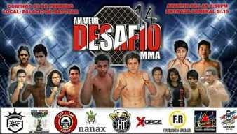 Amateur Desafio MMA 14
