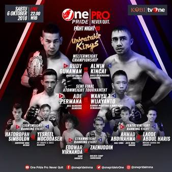 One Pride MMA Fight Night 23
