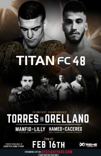 Titan FC 48