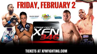 Xtreme Fight Night 346