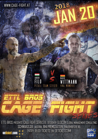 Cage Fight Series 8