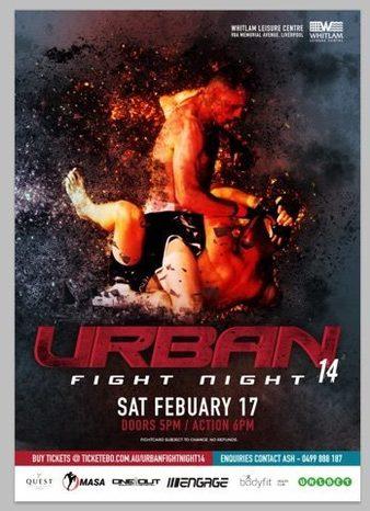 Urban Fight Night 14