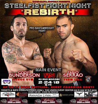 SteelFist Fight Night 56