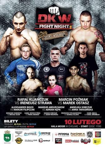DKW Fight Night 1