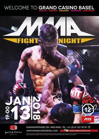 Hard Fighting Championship 12