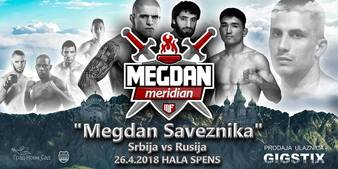 Megdan Fighting 3
