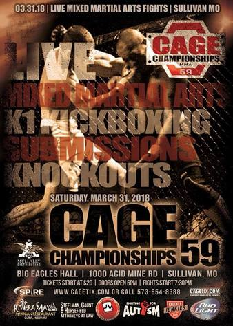 Cage Championships 59