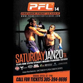Premier Fight League 14