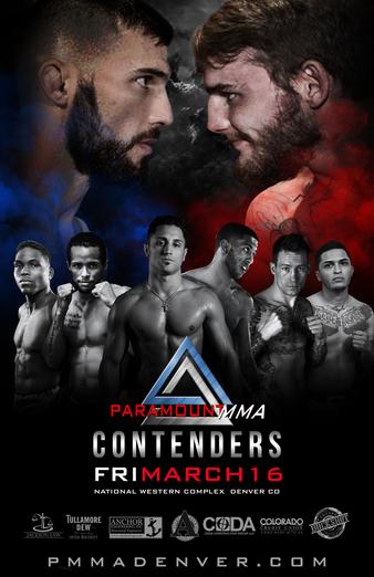 Paramount MMA