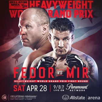 Image result for bellator 198