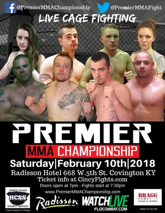 Premier MMA Championship 6