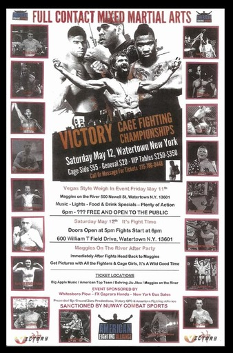 Victory Cage Fighting Championships