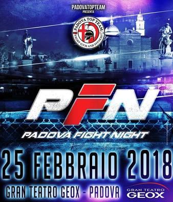 Padova Fight Night