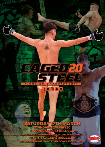 Caged Steel FC 20